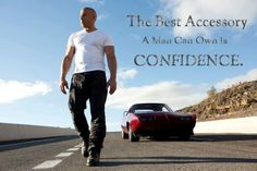 It's All About Confidence, Try the new Stephen Armor's 'Be Confident' T-shirt ->> http://stephenarmor.com/apparels/graphic-tees/beconfident.html
