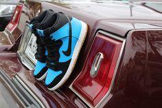 "Nike SB Dunk High Pro ""Blue Hero"""