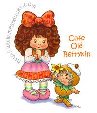 Cafe Ole Berrykin