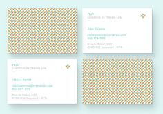 ITJV, Comércio de Têxteis  -  Business Cards by Gonçalo Leite http://www.behance.net/GoncaloLeite