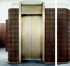 The Home Decor Guru – Interior Design For Bedrooms Lobby Interior, Interior Architecture, Interior And Exterior, Interior Design, Interior Decorating, Decorating Ideas, Corridor Design, Hall Design, Portal