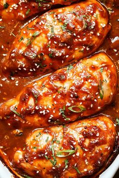 Baked Chicken Breasts with Sticky Honey Sriracha Sauce — Bursting with flavor and perfectly juicy. Say goodbye to bland, and dry oven baked chicken! – – Rebel Without Applause Honey Baked Chicken, Honey Sriracha Chicken, Oven Chicken, Baked Chicken Breast, Chicken Breasts, Sriracha Sauce, Sriracha Recipes, Chicken Broccoli, Chicken Sauce Recipes