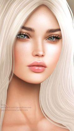 Digital Art Girl, Digital Portrait, Portrait Art, Fantasy Art Women, Fantasy Girl, Girly M, Illustration Girl, Anime Art Girl, Pretty Art