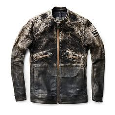 GSTAR Revend 3D Slim Clean Jacket