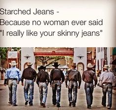 Real men come in cowboy boots, starched jeans, with a cowboy hat. Real Country Girls, Cute Country Boys, Country Girl Life, Country Girl Quotes, Country Men, Country Sayings, Country Girl Problems, Western Sayings, Farm Sayings