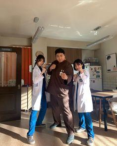 Romantic Doctor, Lee Sung Kyung, Weightlifting Fairy Kim Bok Joo, Kdrama Actors, Drama Korea, Korean Actors, Korean Dramas, Season 2, Girlfriends