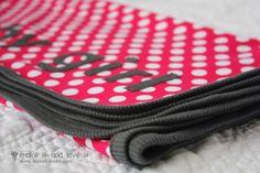 easy knit blanket