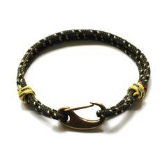 Bracelet Rope Bracelet Jewelry Marine Rope by PasParTouBK