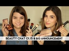 Lily Pebbles: BEAUTY CHAT 01.15 & BIG ANNOUNCEMENT
