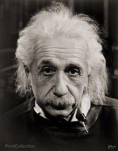 Albert Einstein #AlbertEinstein