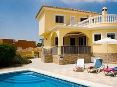 Casa+Julia+In+The+Costa+Del+Sol,+Almeria+An+Excellent+Choice+Of+Holiday+++Holiday Rental in Turre from