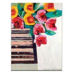 Tulips by Anna Blatman   Artist Lane