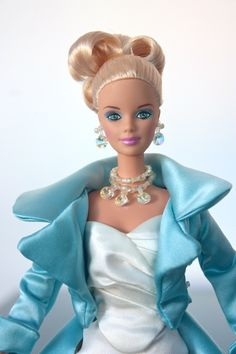 Serenade in Satin Barbie