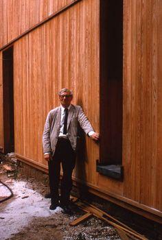 Fisher House. Hatboro, Pennsylvania. Louis I. Kahn ,1967