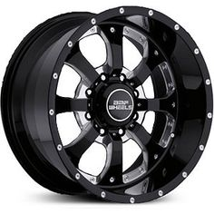 BMF Wheels Novakane Death Metal Black – 20 x 10 Inch Wheel Reviews           $ 480.00 Truck & SUV Wheels Product Features Lugs are Not Included with wheel purchase. Truck & SUV Wheels Product Description 20×10 Black BMF Novakane 8×180 with a -19mm offset and a 125.2 hub bore  http://www.carwheelshop.com/bmf-wheels-novakane-death-metal-black-20-x-10-inch-wheel-reviews-2/