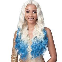 Check out this great offer I got! Trendy Hairstyles, Wig Hairstyles, Wig Stand, Half Wigs, 360 Lace Wig, Off Black, Remy Hair, Synthetic Hair, Hair Type