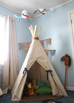 For the boys room once the crib is gone?
