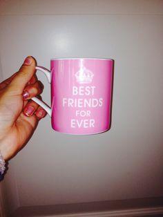 Best friends for ever Mug ~ selfmade