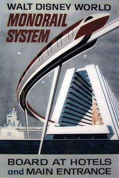Monorail System Poster | Flickr - Photo Sharing!