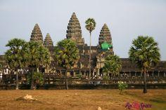 Il Tempio di Angkor Wat | www.romyspace.it