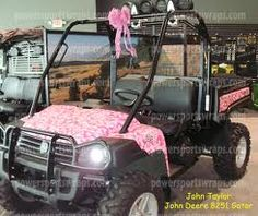 If only I had my own....it would be pink camo.