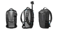 The Seeker sportpack is the ultimate lightweight, hydration-compatible backpack for active GoPro users and outdoor enthusiasts. Compatibility: All GoPro cameras Gopro Backpack, Sling Backpack, Gopro Accessories, Photo Accessories, Newest Gopro, Gopro Action, Vintage Backpacks, Photo Equipment, Shopping