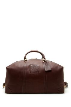 Marley Hodgeson the Founder of Both Ghurka and Trafalgar, Each Centered on Leather Goods of the Best & Longest Lived Products Out There. If you buy a Ghurka Briefcase or Travel Bag you won't regret your decision, ever, unless you want to buy the next size up.