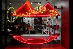 Choupette windows at Karl Lagerfeld, London – UK » Retail Design Blog
