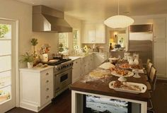 traditional white cabinetry