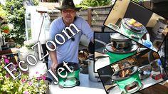 Kochen, backen, braten, grillen - mit dem EcoZoom JET.