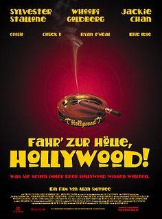 Poster zum Film: Fahr zur Hölle, Hollywood