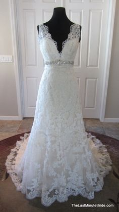 Allure Bridals 8634 Wedding Dress. Allure Bridals 8634 Wedding Dress on Tradesy Weddings (formerly Recycled Bride), the world's largest wedding marketplace. Price $735.00...Could You Get it For Less? Click Now to Find Out!