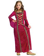 Girls Renaissance Lady Costume $34.99 Girl Costumes, Costumes For Women, Party Costumes, Dresses For Work, Dresses With Sleeves, Princess, Lady, Long Sleeve, Renaissance