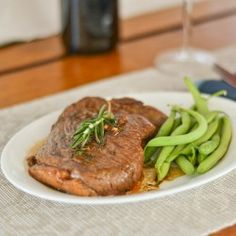Lamb Steak