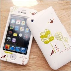 I'm going to get an iPhone just for the covers...