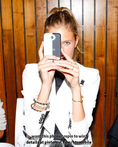 Repin for a chance to win your very own HTC One by Cushnie et Ochs! Find out how at http://blog.htc.com/2012/10/repin-to-win/ #NYFW #HTCMADE #Giveaway