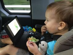 Road-Trippin' with a Toddler – 10 Tips for Keeping Your Sanity | Cragmama