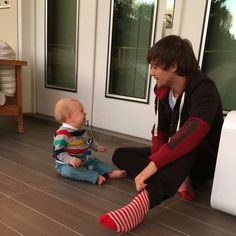 Awww Louis and Ernest