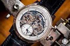 Baselworld 2015 Watches: Louis Moinet Chronograph Memoris