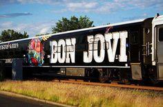 Bon Jovi - There's that Mystery Train!