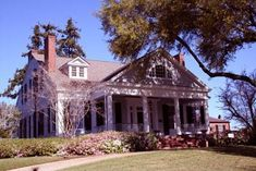The Burn Antebellum Bed & Breakfast Inn, Natchez, Mississippi:  Built as the Walworth family home in 1834, The Burn was headquarters for an occupying Union army and hospital during the Civil War.