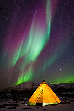 etherealvistas: Tentipi Safir (Norway) by Lars Mathisen
