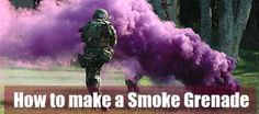 How to Make a Smoke Grenade - 17 Basic Wilderness Survival Skills Everyone Should Know