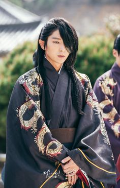 Moon Lovers Scarlet Heart Ryeo-Lee joon-go-Korean Drama-Subtitle Moon Lovers Scarlet Heart Ryeo, Moon Lovers Drama, Lee Joong Ki, Hong Jong Hyun, Moorim School, Park Hae Jin, Arang And The Magistrate, Wang So, W Two Worlds