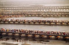 Kumbh Mela celebration, India