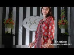 Eclections Fall 2016 Fashions - YouTube