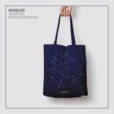 Kessler Museum Merchandising (@kessler_museum) • custom cotton bag light in the dark // bolsa de algodón personalizada que se ilumina en la oscuridad Light In, Cotton Bag, Artist At Work, Reusable Tote Bags, Instagram, Prints, Constellations, Darkness, Printed
