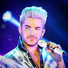 04/29/16 Adam Lambert Berlin, Germany TOH Tour