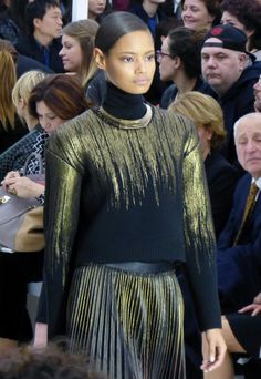 Milan Fashion Week - Salvatore Ferragamo Women´s Fashion Show Fall/Winter 2014/15 - olschis-world