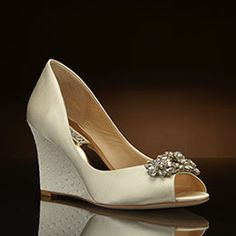 5bac913bdf11 Dara by Badgley Mischka at My Glass Slipper